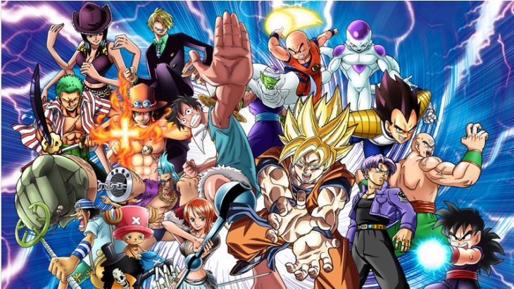 Le jeu des 7 familles de mangas viabooks - Dbz et one piece ...