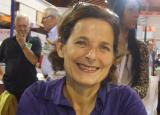 Marie Nimier à la Foire du livre de Brive La Gaillarde. Photo Wikipedia.