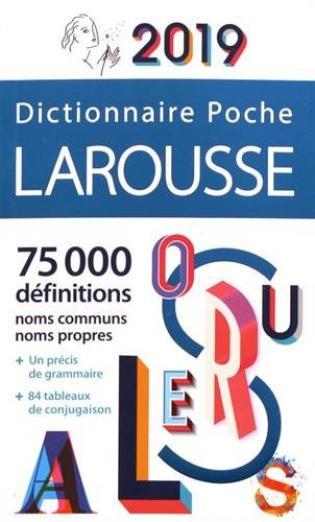 Larousse De Poche 2019 Viabooks