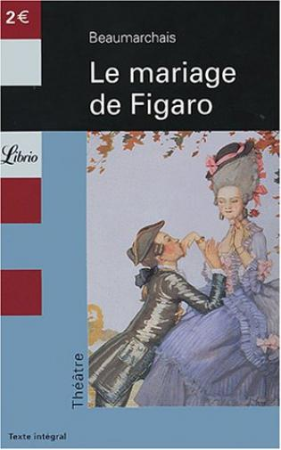 lecture analytique le mariage de figaro