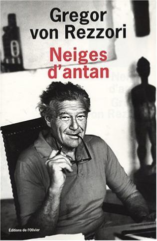 Neiges d'Antan - Paul Cèze