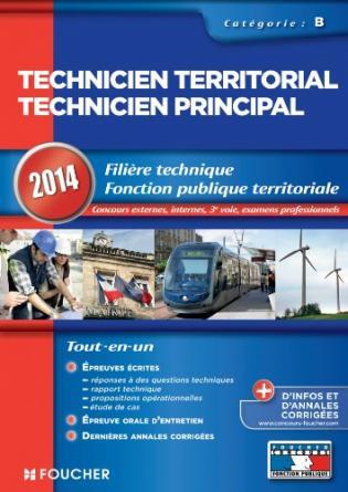Technicien territorial technicien principal cat gorie b - Grille indiciaire technicien territorial 2014 ...