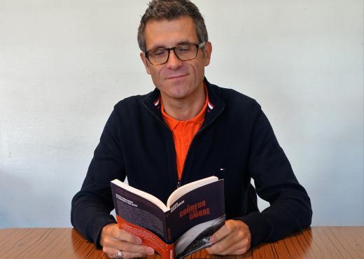 Portrait d'Olivier Haralambon. Photo Les Livreurs