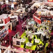 L'ambiance du salon Livre Paris en 2016