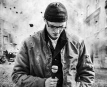 """""""Sympathie pour le diable"""". Niels Schneider dans le rôle de Paul Marchand. Film de Guillaume de Fontenay"""