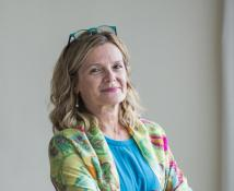 Portrait de Sylvie Yvert. Photo de l'éditeur.