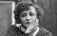 Portrait de Colette en 1932 ( Photo Wikipedia)
