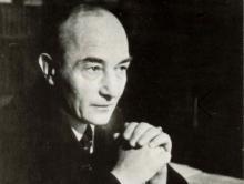 Portrait de Robert Musil