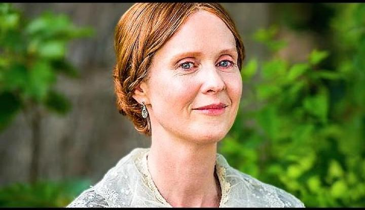 EMILY DICKINSON, A QUIET PASSION Bande Annonce (Biopic - 2017)
